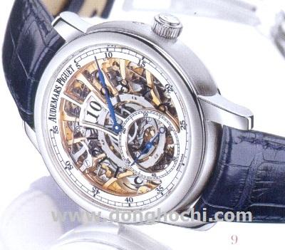 Audemarts Piguest và Thuật Chế Tác đồng hồ quý tộc. 4