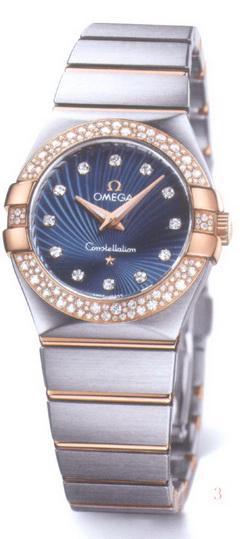 Mẫu đồng hồ Speedmaster Omega Co-Axial Chronograph