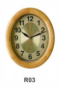 Đồng hồ treo tường R03