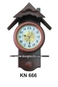 Đồng hồ treo tường KN666