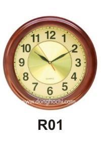 đồng hồ treo tường R01