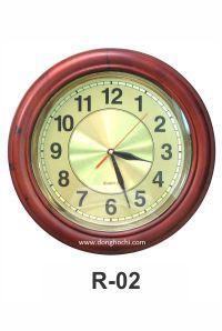 đồng hồ treo tường R02