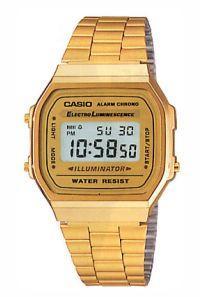 Đồng hồ casio nam A168WG-9WDF