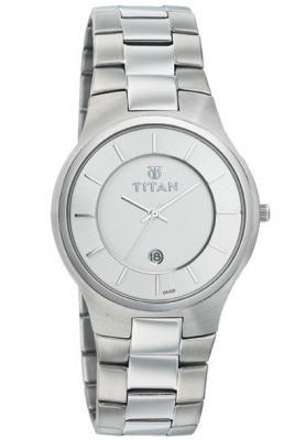 Đồng hồ nam Titan NB9384SM01