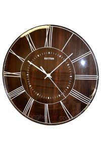 Đồng hồ treo tường nhựa Rhythm CMG477NR06