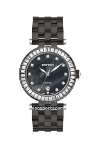 C1104-C04 đồng hồ đeo tay nữ Rhythm