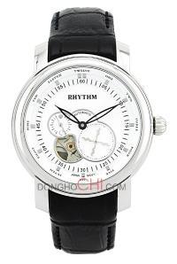 A1104L01 đồng hồ dây da rhythm