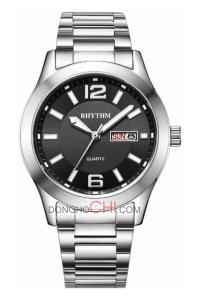 G1105-S02 đồng hồ nam chính hãng Rhythm