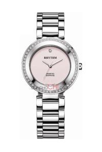 L1202-S02 đồng hồ đeo tay nữ Rhythm