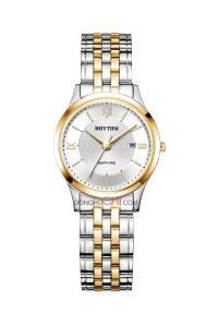 G1202S03 đồng hồ nữ chính hãng Rhythm