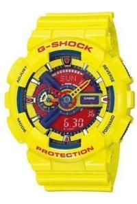 GA-110A-9DR đồng hồ Casio G-shock