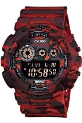 GD-120CM-4DR Đồng hồ nam Casio