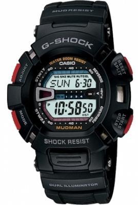 G-9000-1VSDR Đồng hồ nam Casio