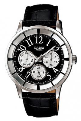 LTP-2084L-1BVDF đồng hồ dây da Casio