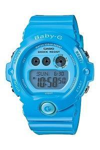 BG-6902-2BDR đồng hồ Casio Baby-G