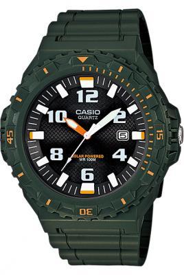 MRW-S300H-3BV đồng hồ casio màu lính