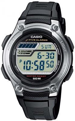 W-212H-1A đồng hồ casio điện tử