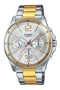 mtp-1374sg-7a đồng hồ nam Casio 6 kim