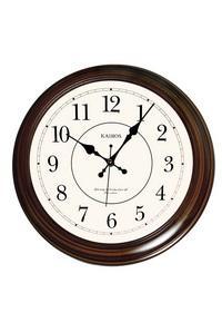 ks361 đồng hồ treo tường gỗ Kairos