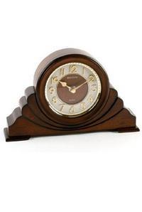 crg108nr06 đồng hồ để bàn gỗ Rhythm