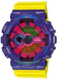 Đồng hồ g-shock GA-110HC-6A