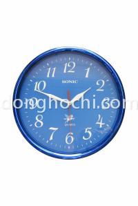 đồng hồ treo tường nhựa F49