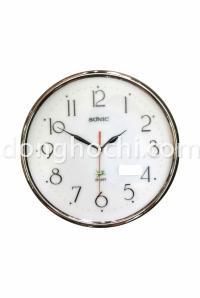đồng hồ treo tường nhựa F50