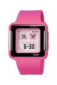 đồng hồ đeo tay nữ casio LCF-20-4DR