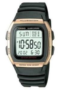 đồng hồ đeo tay nam casio W-96H-9A