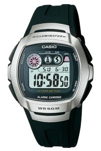 ng h eo tay nam casio W-...