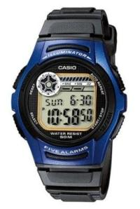 đồng hồ đeo tay nam casio W-213-2AV
