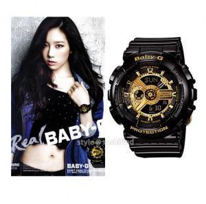 đồng hồ BABY-G, đáng yêu và mạnh mẽ